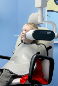pediatric dental x-ray